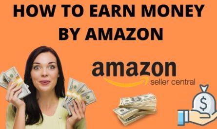 Earn money by amazon