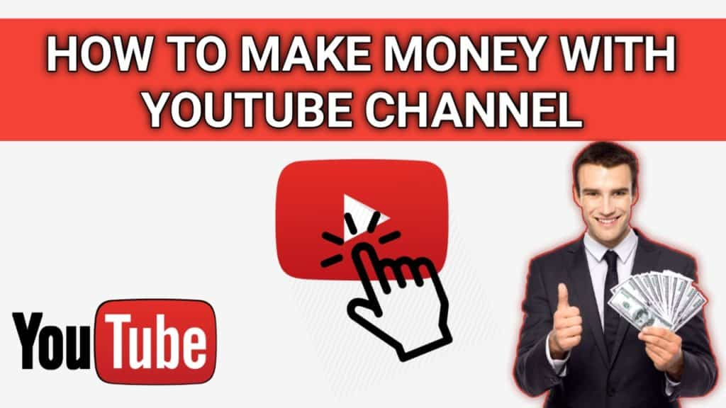 make money by youtube