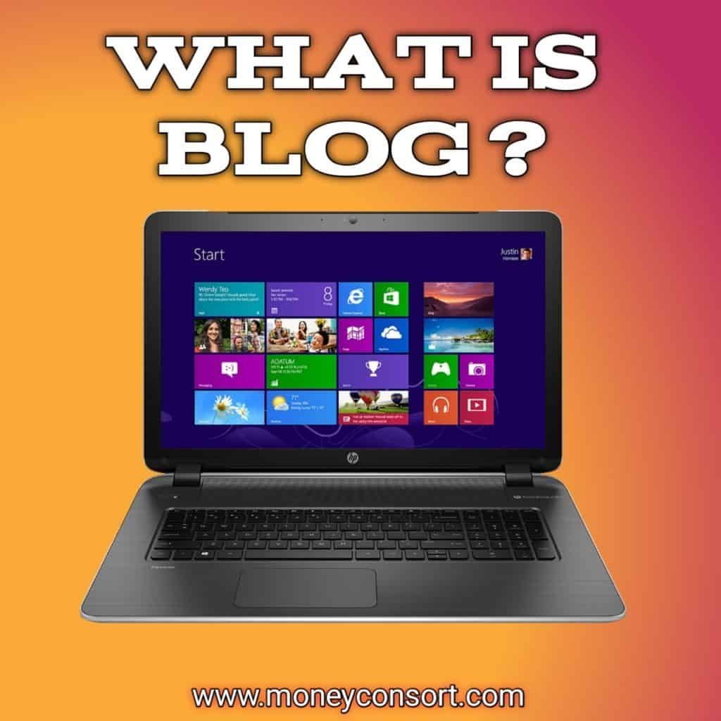 What is blog