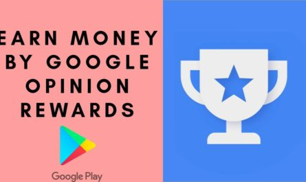 earn money by google opinion rewards